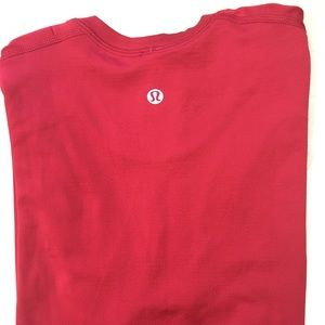 NWT red tshirt